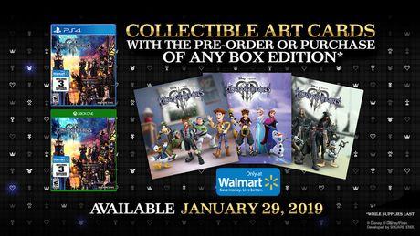 Jeu vidéo Kingdom Hearts III pour PS4 - image 2 de 6