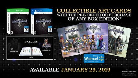 KINGDOM HEARTS III Deluxe Edition (PS4) - image 2 of 5