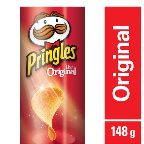 Pringles Original Potato Chips 148 G