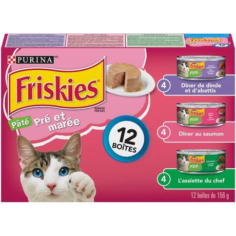 Friskies Surf'n Turf Wet Cat Food Variety Pack - image 6 of 6