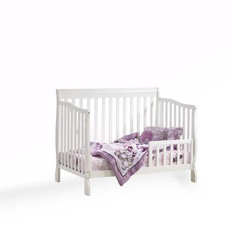 Kidilove Jessie 4-in-1 Baby Crib
