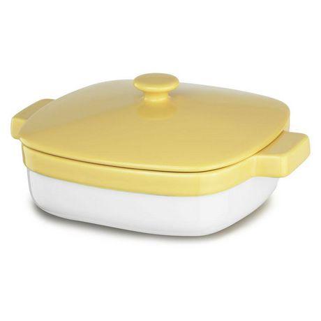 Kitchenaid 174 Vitrified Ceramic 1 9 Quart Casserole Dish