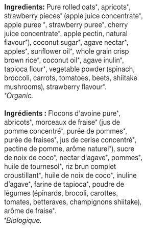 Made Good Organic Strawberry Granola Minis - image 2 of 3