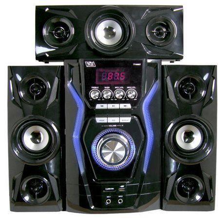 Uitgelezene Top Tech Audio 3.1 Powered Multimedia Speaker Set | Walmart Canada KE-39