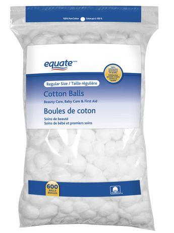 Equate Regular Size Cotton Balls - image 1 of 1