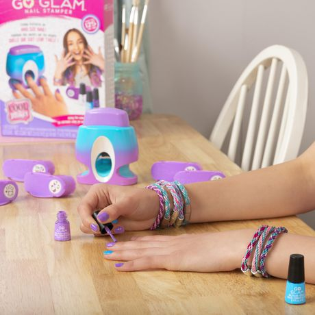 Cool Maker GO GLAM Nail Stamper Kit - image 6 of 9