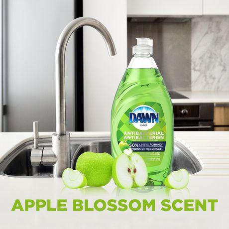 Dawn Ultra Dishwashing Liquid, Apple Blossom - image 5 of 6
