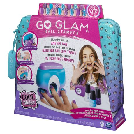 Cool Maker GO GLAM Nail Stamper Kit - image 9 of 9