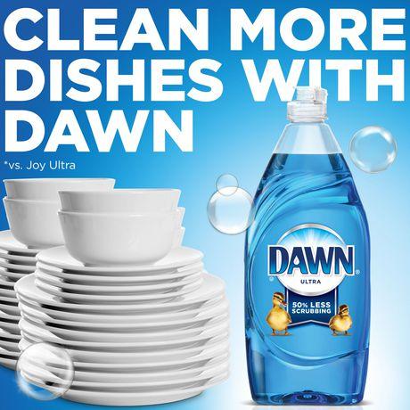 Dawn Ultra Dishwashing Liquid, Original - image 5 of 6