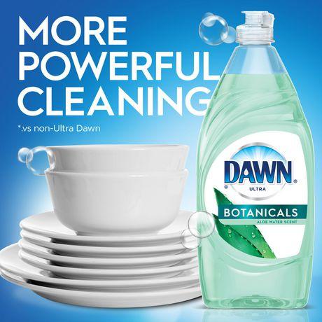 Dawn Ultra Escapes Dishwashing Liquid, New Zealand Springs - image 6 of 6