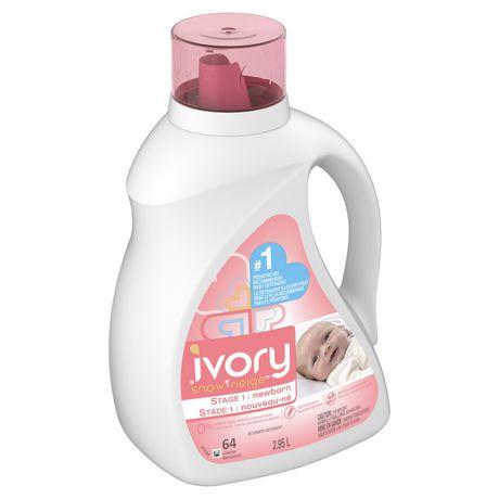 Ivory Snow Stage 1: Newborn Liquid Detergent (HEC) - image 6 of 8
