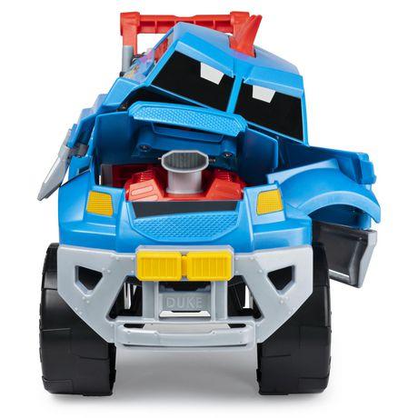 Demo Duke Crashing and Transforming Vehicle - image 8 of 9