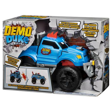Demo Duke Crashing and Transforming Vehicle - image 9 of 9