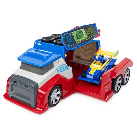 PAW Patrol, Ready, Race, Rescue Mobile Pit Stop Team Vehicle - image 3 of 9