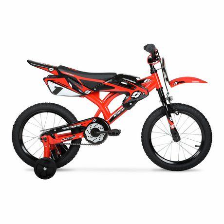 """16"""" Hyper Bicycles Motobike Vélo Garçon à cadre en acier - image 1 de 5"""
