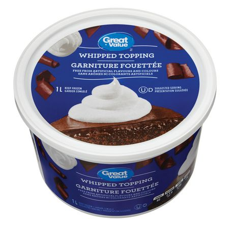 Great Value Whipped Topping - image 2 of 3