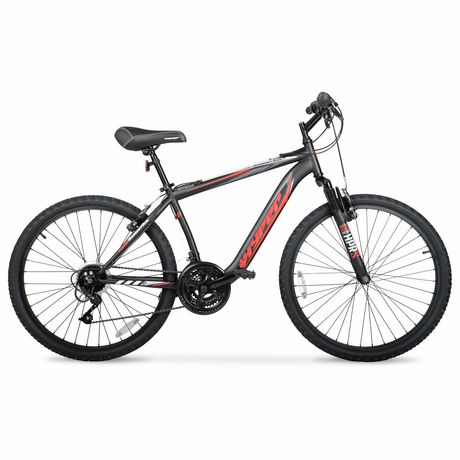 """26"""" Hyper Bicycles Boundry Trail Front Suspension Men's Steel Frame Mountain Bike - image 1 of 4"""