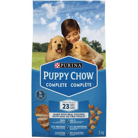 Puppy Chow Complete Dry Puppy Food