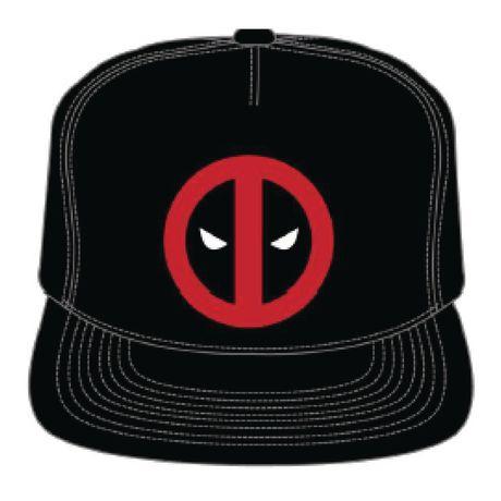 Marvel Deadpool Cap  14908bbfe4a0