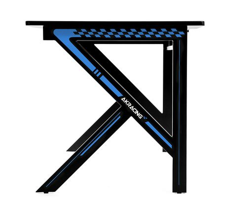 Bureau de jeu AKRacing Summit, bleu - image 2 de 5