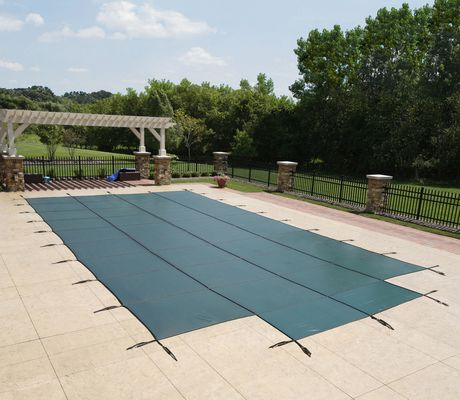 Blue Wave 18 Ft X 36 Ft Rectangular In Ground Pool Safety