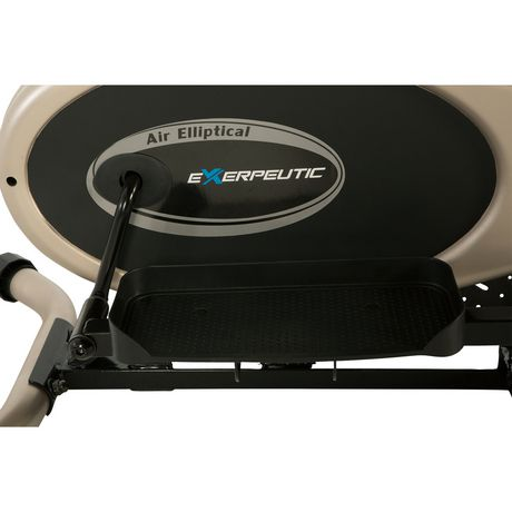 Exerpeutic Gold XL9 Aero Elliptical and Exercise Bike Dual Trainer - image 7 of 8