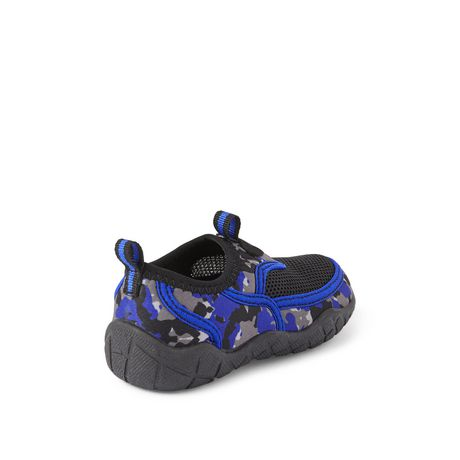 Athletic Works Toddler Boys' Printed Aqua Shoes - image 4 of 4