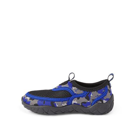 Athletic Works Toddler Boys' Printed Aqua Shoes - image 3 of 4