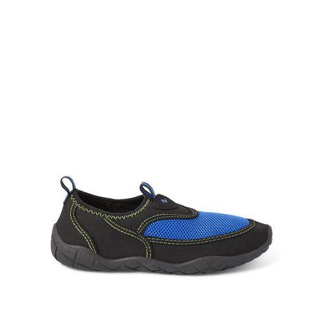 5b748f731aa8 Athletic Works Boy s Aqua Shoes - image 1 ...