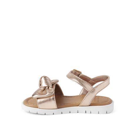 George Toddler Girls' Sandy Sandals - image 3 of 4