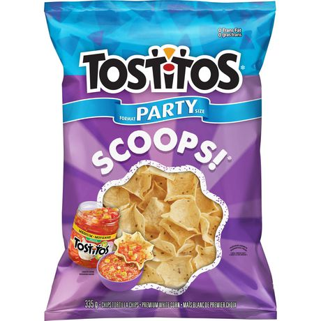 Tostitos Party Size Scoops Tortilla Chips - image 2 of 4
