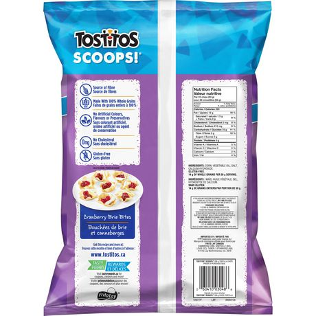 Tostitos Party Size Scoops Tortilla Chips - image 3 of 4
