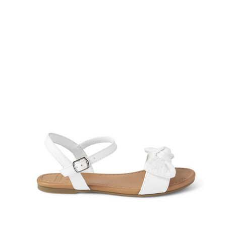 George Girls' Sandy Sandals - image 1 of 4