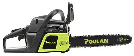 Poulan 33cc 14 Inch Gas Chainsaw Pl3314 Walmart Canada
