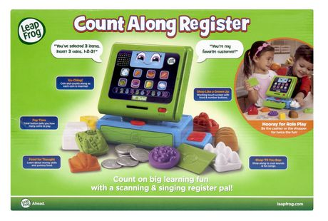 LeapFrog® Count along Register - English - image 6 of 6