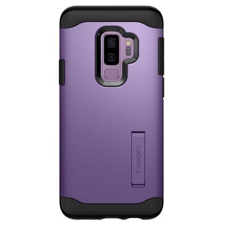 official photos 8480d 05a59 Spigen Slim Armor Case for Samsung Galaxy S9 plus, Violet | Walmart ...