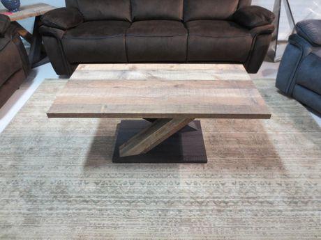 Topline Home Furnishings Two-tone Coffee Table - image 1 of 2