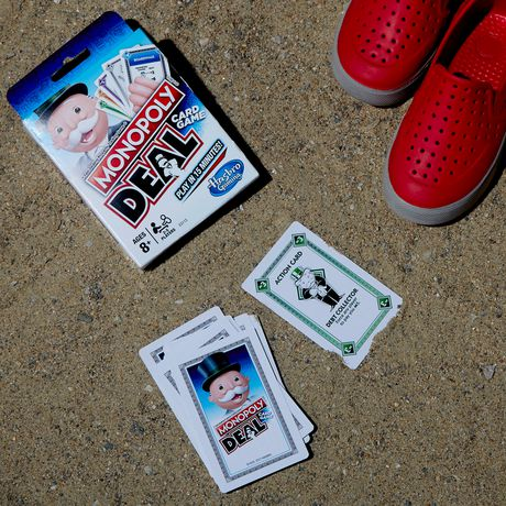 Hasbro Gaming Monopoly Deal Card Game - image 6 of 6