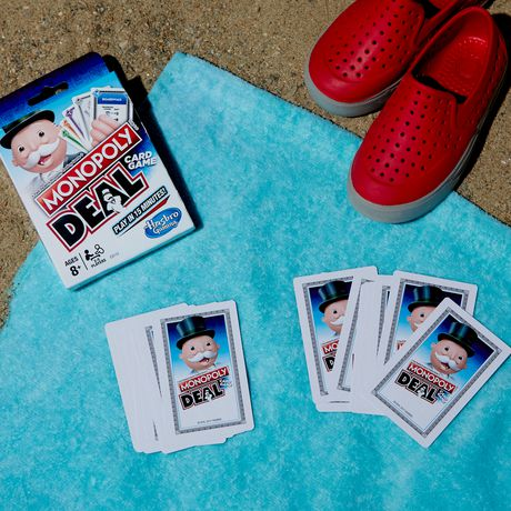 Hasbro Gaming Monopoly Deal Card Game - image 4 of 6