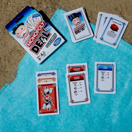 Hasbro Gaming Monopoly Deal Card Game - image 5 of 6