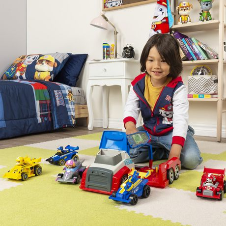 PAW Patrol, Ready, Race, Rescue Mobile Pit Stop Team Vehicle - image 4 of 9