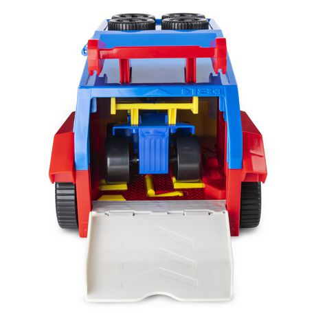 PAW Patrol, Ready, Race, Rescue Mobile Pit Stop Team Vehicle - image 5 of 9