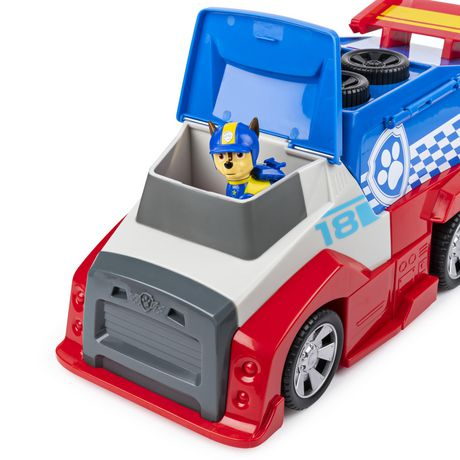 PAW Patrol, Ready, Race, Rescue Mobile Pit Stop Team Vehicle - image 6 of 9