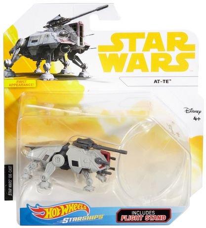 Hot Wheels Star Wars At Te Vehicle Walmart Canada