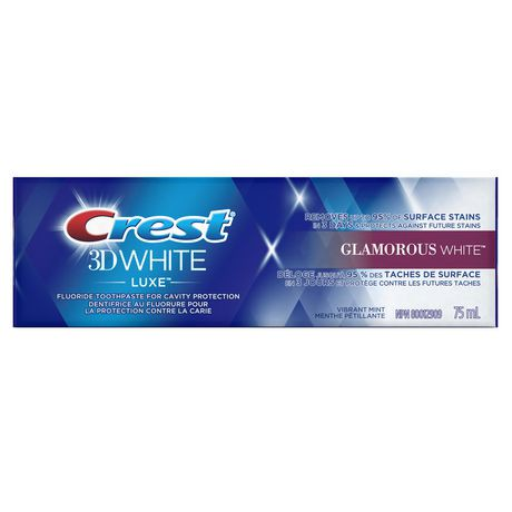 Canada - French USA - English Flash your best possible smile every day with Crest 3D White, a collection of products that work together to whiten after just 1 day.