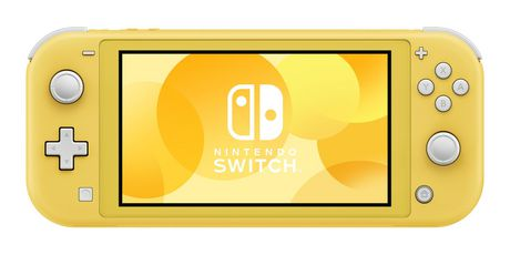 Nintendo Switch™ Lite - Yellow (Nintendo Switch) - image 2 of 6