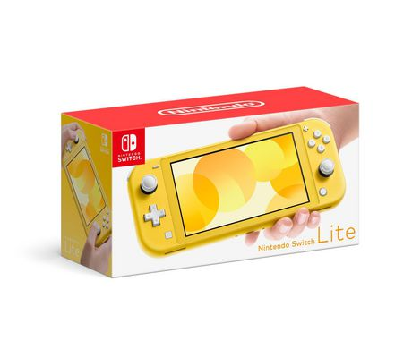 Nintendo Switch™ Lite - Yellow (Nintendo Switch) - image 1 of 6