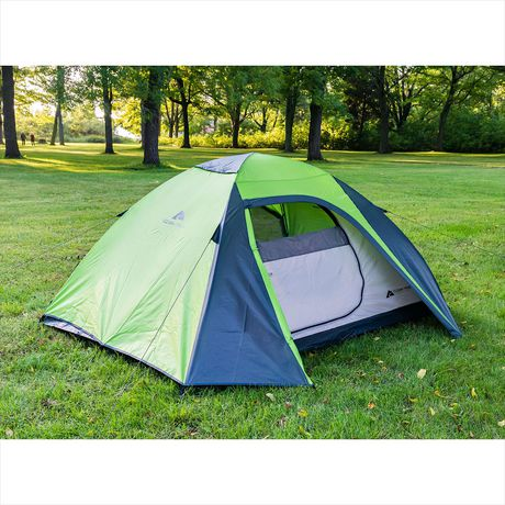 Ozark Trail 3-Person Backpacking Dome Tent with Full Fly