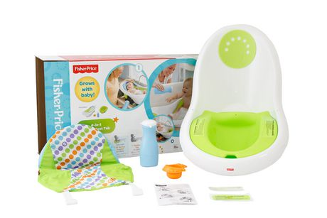 1af5e068065 Fisher-Price 4-in-1 Sling  n Seat Tub - image 1 ...