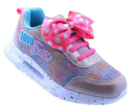 Jojo Siwa Lighted Athletic Shoes for